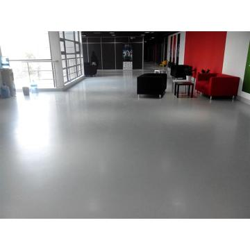 Office semi-matte wear-resistant epoxy self-leveling