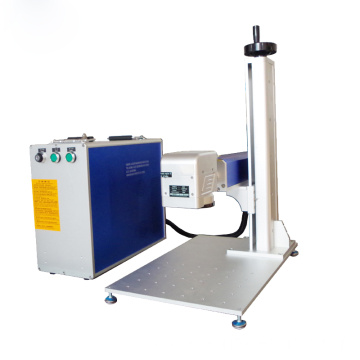 economic fiber laser metal marking machine