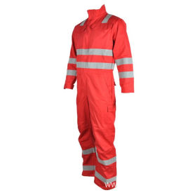 mine fire proof reflective safety clothing