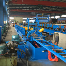 Personlized Products for Storage Racking Upright Roll Forming Machine Storage rack shelf frame roll forming machine supply to United States Supplier