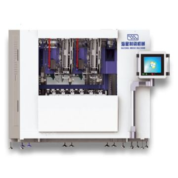 High Speed CNC Toilet Brush Machine