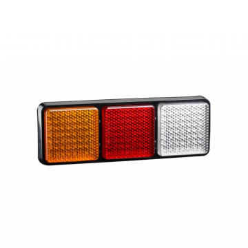 Waterproof LED Semi-Truck Rear Combination Lights