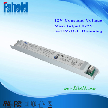 Constant Voltage LED Drivers Regulated 12vdc output