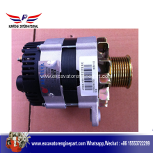 OEM for Wechai Engine Part,Starter Motor,Wechai Diesel Engine Part Manufacturers and Suppliers in China Weichai Engine Parts Alternator  612600090705 supply to Iraq Factory