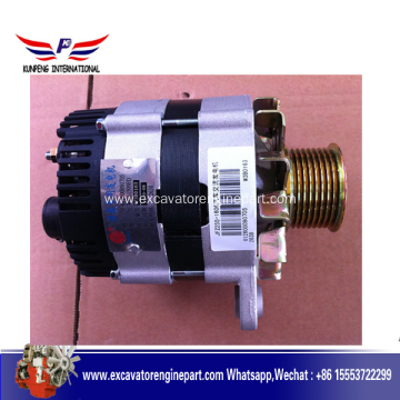 Wholesale Dealers of for Wechai Engine Spare Part Weichai Engine Parts Alternator  612600090705 supply to Norway Factory