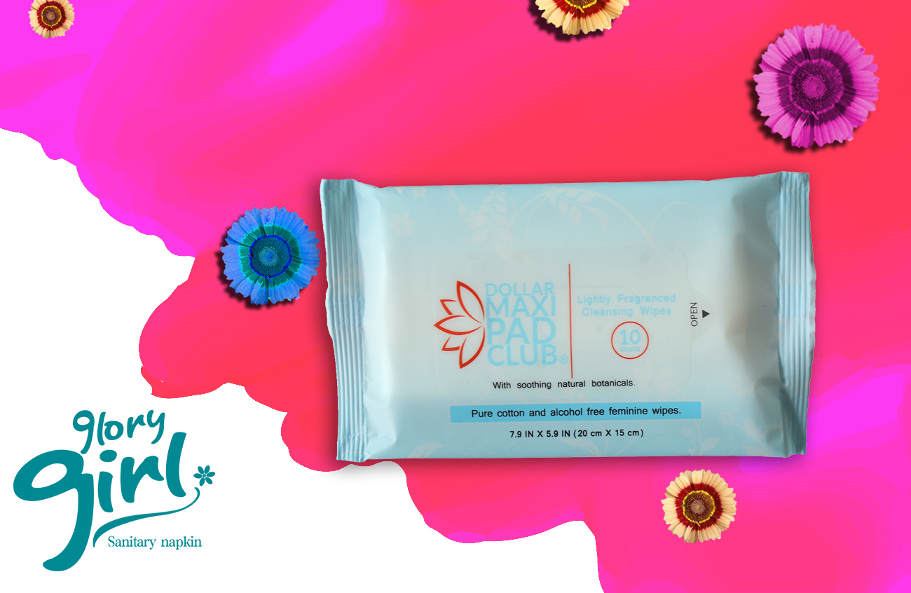 pure cotton wet wipes
