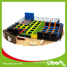 Liben Commercial big flight trampoline park