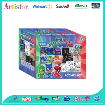 PJMASKS activity box set