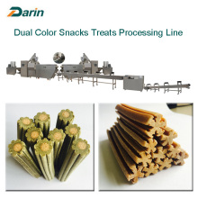 Discount Price Pet Film for Snack Chews Extruding Machine Dog Chewing Treats Extruding Processing Line export to Turkmenistan Suppliers