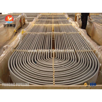 Duplex Steel U Bend Tube ASME SA789 S31500