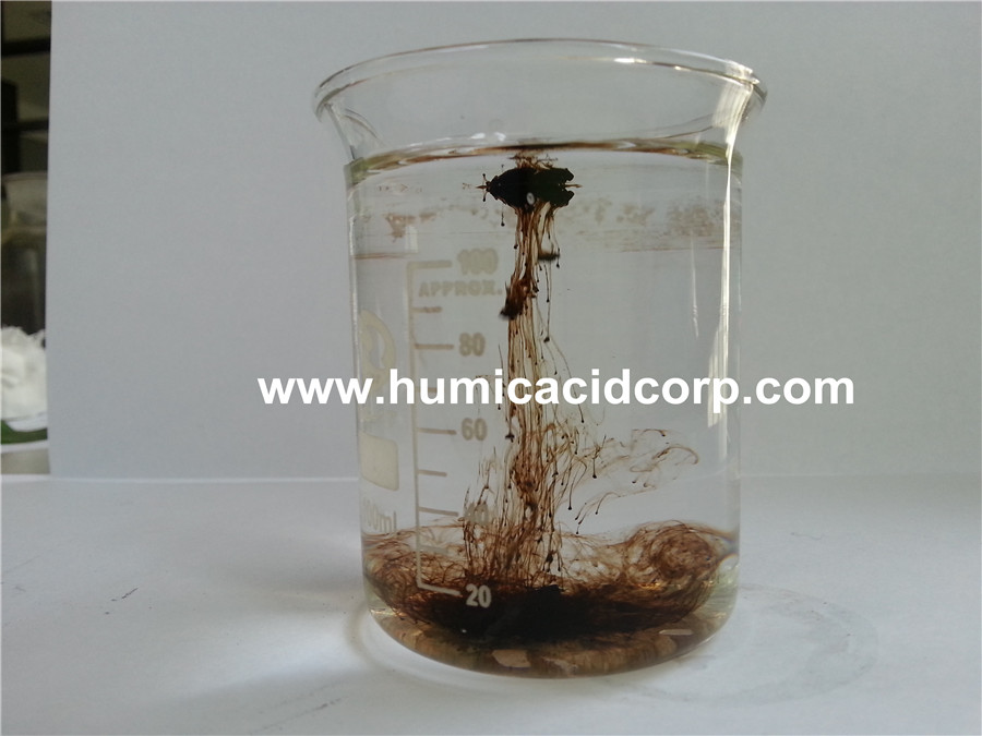 High Solubility Potassium Humate