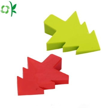 Christmas Decoration Silicone Door Stopper Wholesale