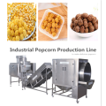 Butter popcorn production line for sale