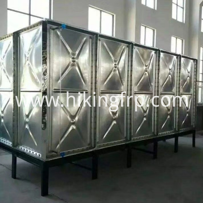 Carbon Steel Panel Water Tank