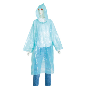 PE rain suit for drifting free size