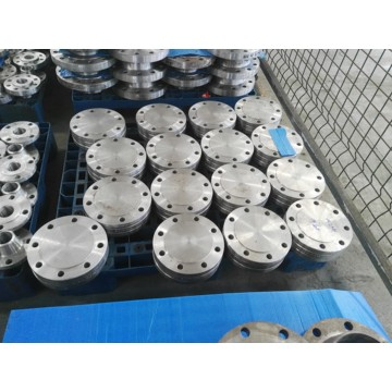 Duplex Stainless Steel AS2129 Blind Flange