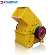 Mineral mobile diesel reversible hammer crusher price