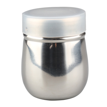 Stainless Steel Salt& Pepper Shaker