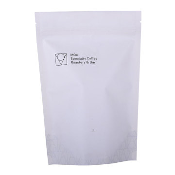 Custom Stand Up Pouch Digital Printing Food Packaging Bags For Coffee Beans