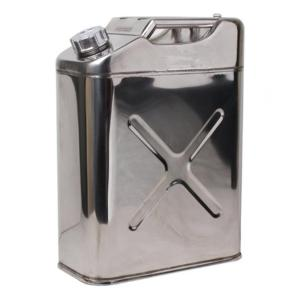 Stainless Steel Jerry Can/Oil Drum/Fuel Tank