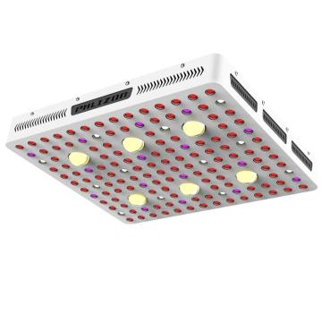 Phlizon COB 600W LED Indoor Kura Mwenje