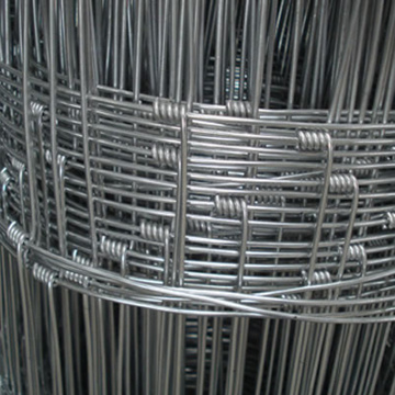 Galvanised Wire Livestock Animal Fence