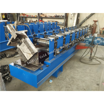 Galvalume Multi Model U Purlin Roll Forming Machine