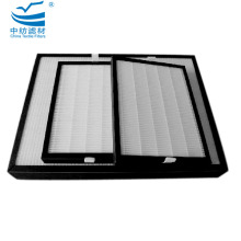 Factory Price Mini-Pleated Panel Filter