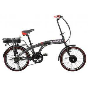 Adult folding electric bicycle