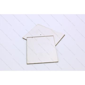 High Power Piezo Ceramic Plate 14x14x1mm