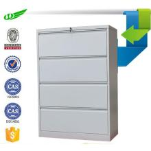 Metal lateral filing cabinet