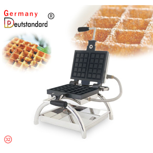 Commercial rotary waffle maker with factory price
