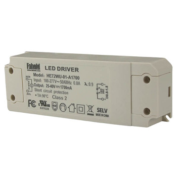 Driver a LED 277V in plastica