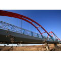 Building Steel Structure Truss Temporary Bailey Bridge