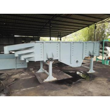 Coconut shell charcoal screening equipment