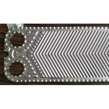 High quality paper heat exchanger plate V8
