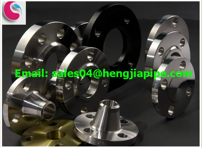 stainless steel 316L flange