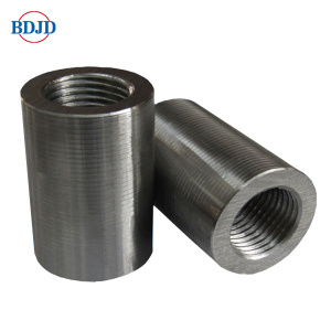 Mechanical Splicing Steel Bar Rebar Coupler (14mm-40mm)