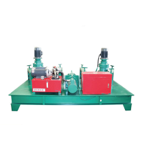 Tunnel Hydraulic I-Beam Bending Machine