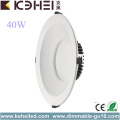 White 25W LED COB Track Lights Ceiling Lighting