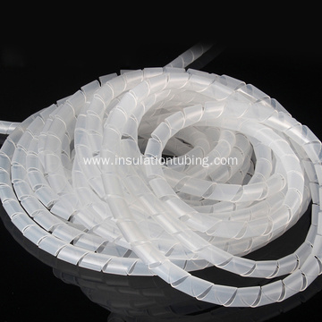 Spiral Wrapping Bands for Cable Wrap with Durability