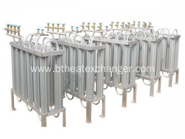 High Pressure Vaporizer for Cylinder Filling