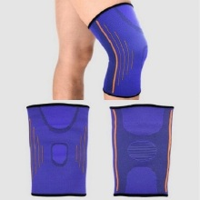 Neoprene compression basketball support knee brace sleeve