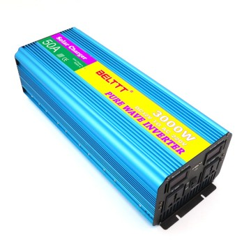 3000W Good Price High Efficiency Camping Solar Inverter