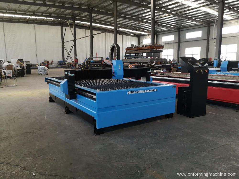CNC Plasma cutter Youtube recommended with Hypertherm