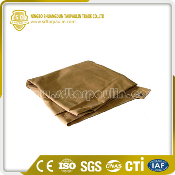 Breathability Polyester Tarps Canvas Cover