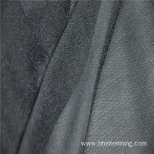 High Quality for Interlining Fabric With Pes Glue PES coating cheap knitted stretch interlining fabric supply to Portugal Factories
