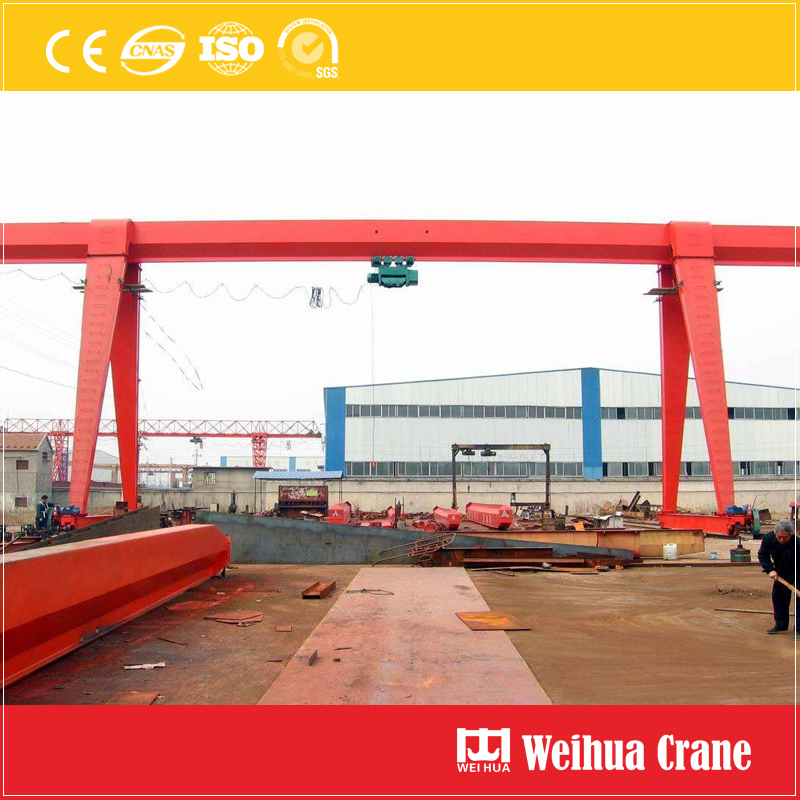 Single Girder Gantry Crane 9