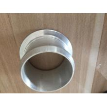 Aluminium pully tensioner CNC machining part