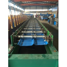 Factory Cheap price for Plc Standing Seam Roll Forming Machine Metal Standing Seam Folding Machine export to United States Manufacturers